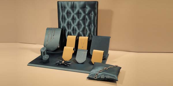 Molto Espositore per gioielli per anelli OT89